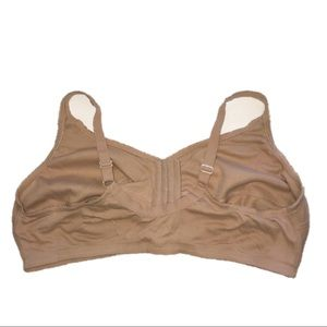 Comfort Choice Intimates & Sleepwear - Comfort Choice Wireless Front Closure Bra 48D